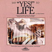 Album Cover: Say Yes