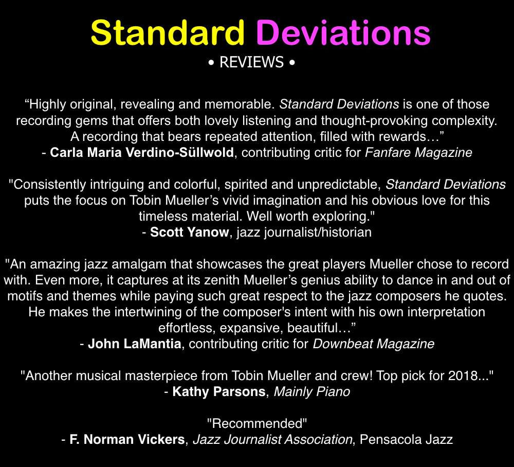 Standard Deviations Reviews