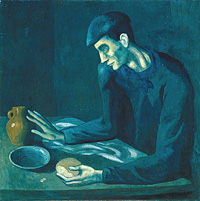 Picasso - Blind Man's Meal