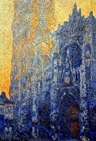 Monet - The Rouen Cathedral