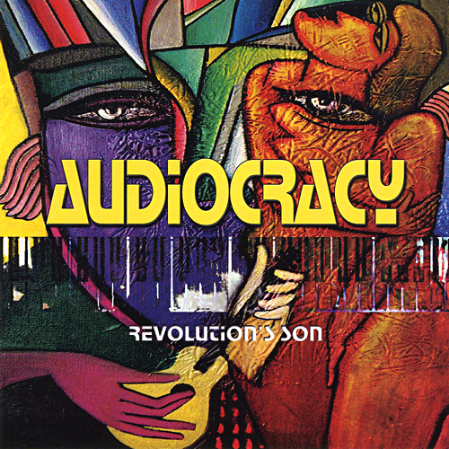Audiocracy cover